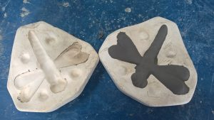 Dragonfly mould