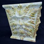 Green Man Planter