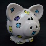 Pig Money Box (large)